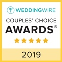 Wedding Wire Couples' Choice Award