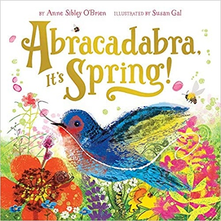 The cover of the book Abracadabra.
