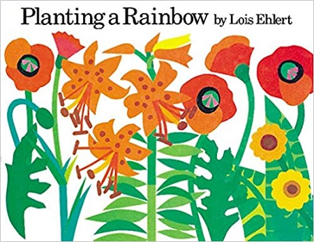 """Front cover of the book, """"Planting a Rainbow."""