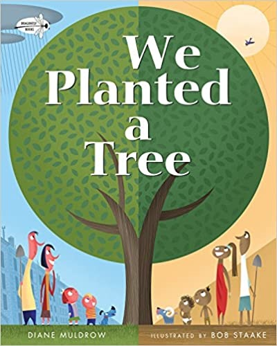 """Book Cover for """"We Planted a Tree"""