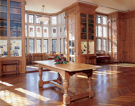 Founder's Room at Thornhill Education Center at The Morton Arboretum