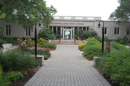 Four Season Garden at The Morton Arboretum