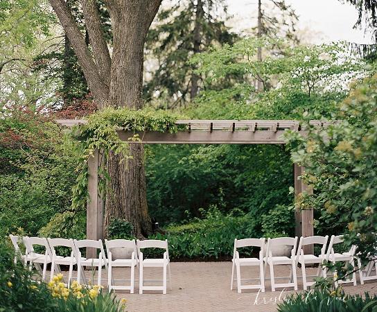 Fragrance Garden Ceremony