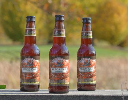 The Morton Arboretum's Arbor Oak Ale