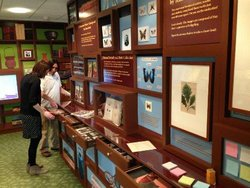 Tales and Treasures Exhibit