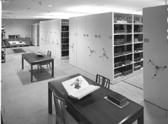 Sterling Morton Library Special Collections Vault
