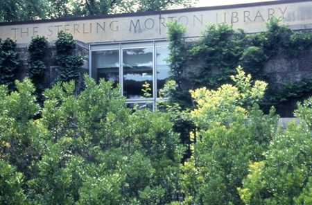 Sterling Morton Library at The Morton Arboretum