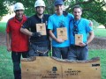 Arboretum arborists take home top spots in tree climbing competition