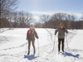 Cross-Country Ski & Snowshoe Rental