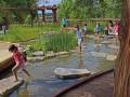 Children's Garden, Ginkgo Restaurant reopen
