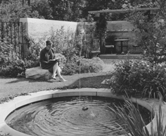May T. Watts Reading Garden