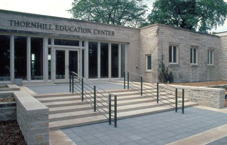 Thornhill Education Center at The Morton Arboretum